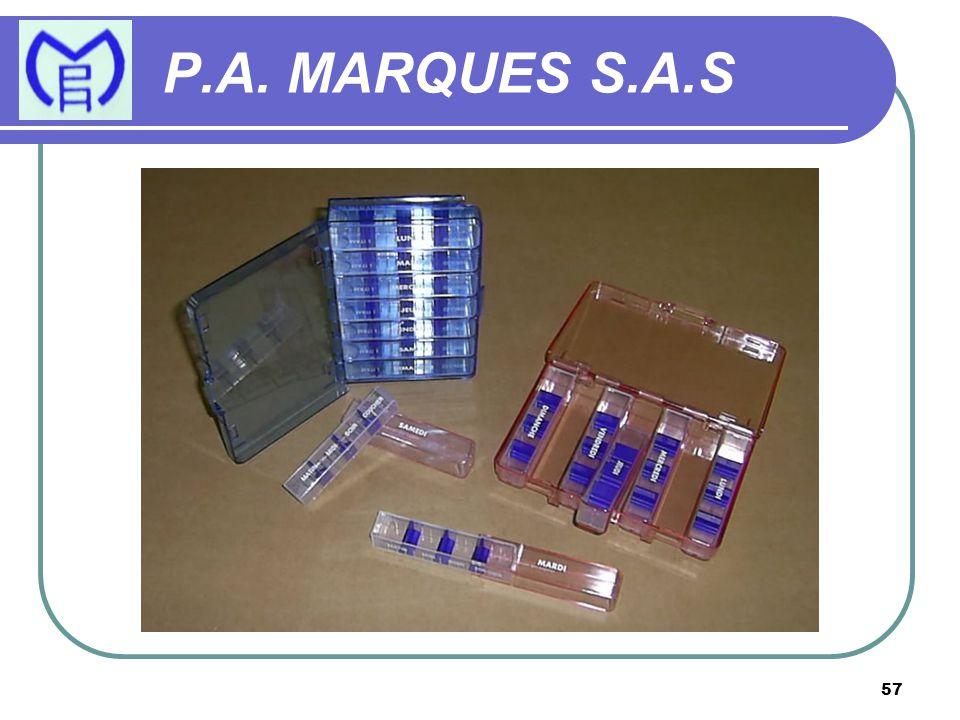 FICHE TECHNIQUE / TECHNICAL SHEET / TECHNISCHE DATEN PILULIER HEBDOMADAIRE Le pilulier hebdomadaire ( semainier ) est constitué de 7 piluliers journaliers regroupés dans une seule boite.