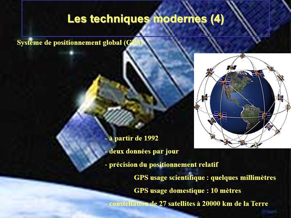 Irrégularités géophysiques de la rotation terrestre26 I.