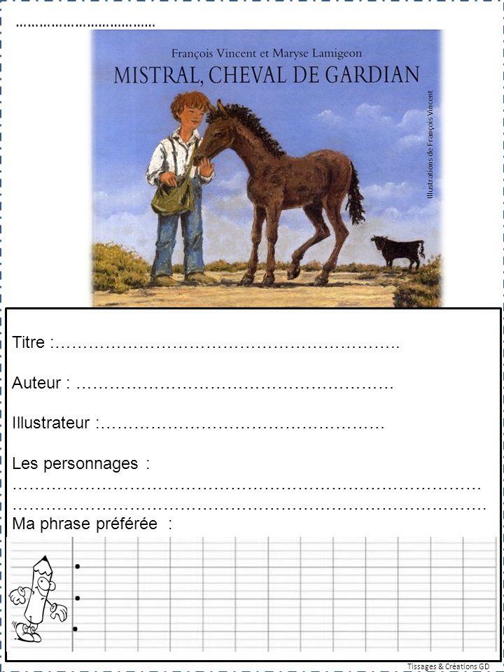 Numérote dans l'ordre : Donne ton avis sur cette histoire ( colorie la flèche) : Illustrations de François Vincent Tissages & Créations GD