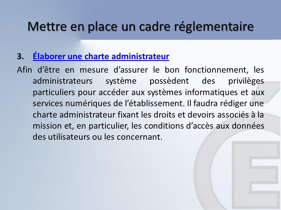 Juin 2012 : La charte dutilisation des TIC Document dont le but est de fixer les grands principes dusage des matériels informatiques et services numériques.