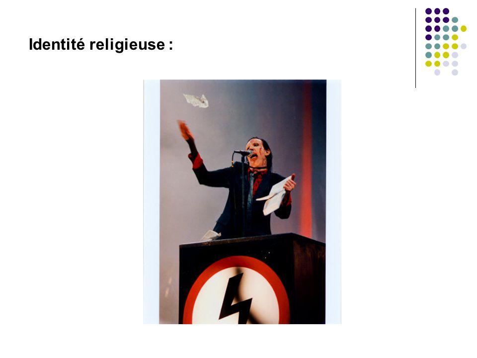 Identité idéologique :