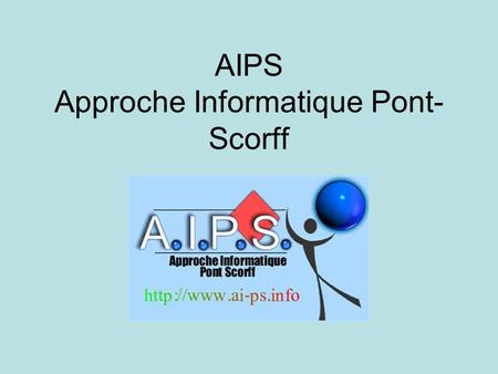AIPS Approche Informatique Pont- Scorff. . Lusurpation didentité et la collecte dinformations confidentielles : « phishing », « pharming », « IP spoofing.