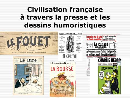 « Langue et civilisation » « Langue et culture »