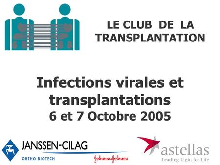 Infections virales et transplantations