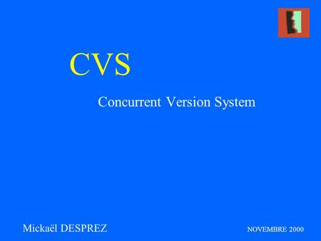 Concurrent Version System