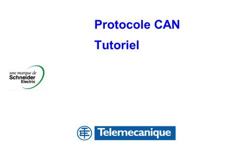 Protocole CAN Tutoriel