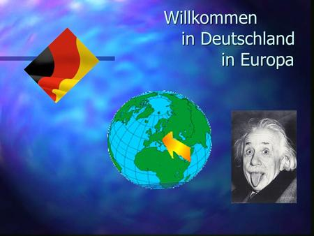 Willkommen in Deutschland in Europa Où parle-t-on allemand en Europe ?