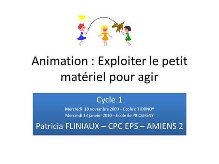Très EPS en maternelle : le parcours - ppt video online télécharger VU43
