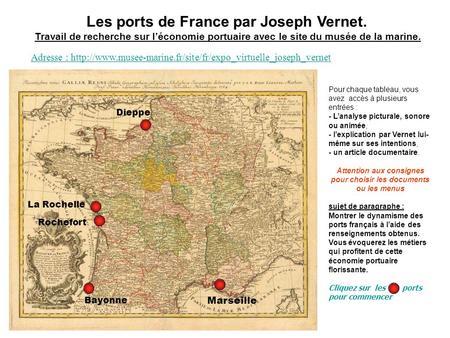Bordeaux et le commerce triangulaire quelle est la place et le r le de bordeaux dans le - Le port de bordeaux par joseph vernet ...