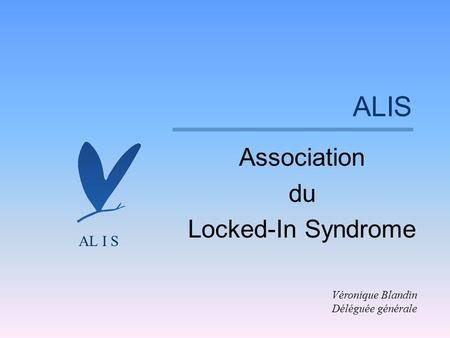 Association du Locked-In Syndrome