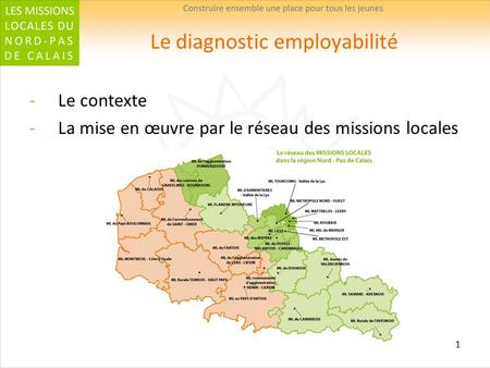 Le diagnostic employabilité