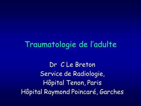 Fractures de la clavicule a menadi service dorthop die for Centre radiologie salon de provence