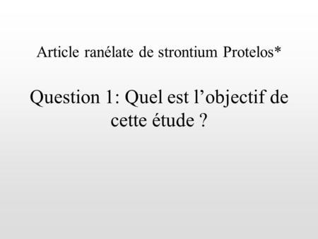 lecture critique darticle scientifique