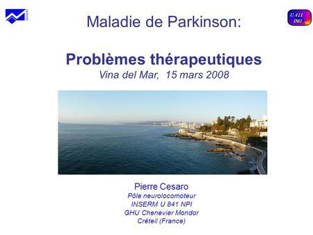 Parkinson : lespoir des cellules souches E-Sant