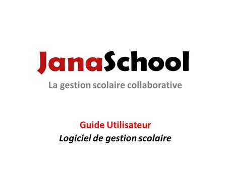 La gestion scolaire collaborative