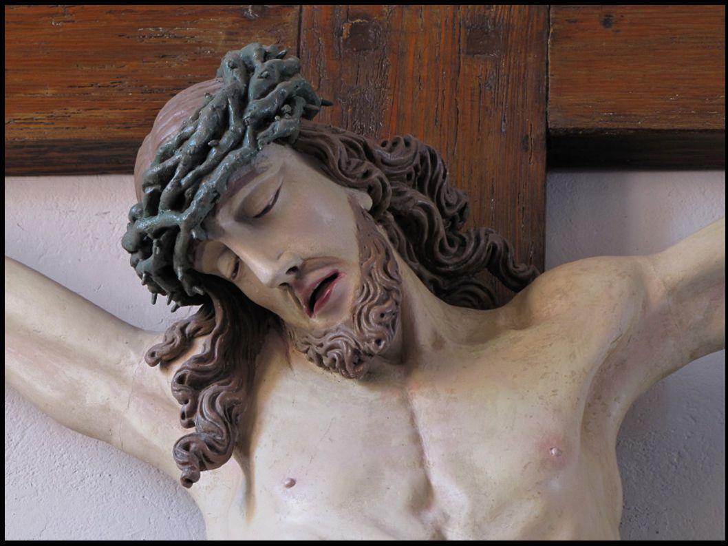 Eglise des Jésuites de Molsheim Statue de Saint-Joseph (XIXe)