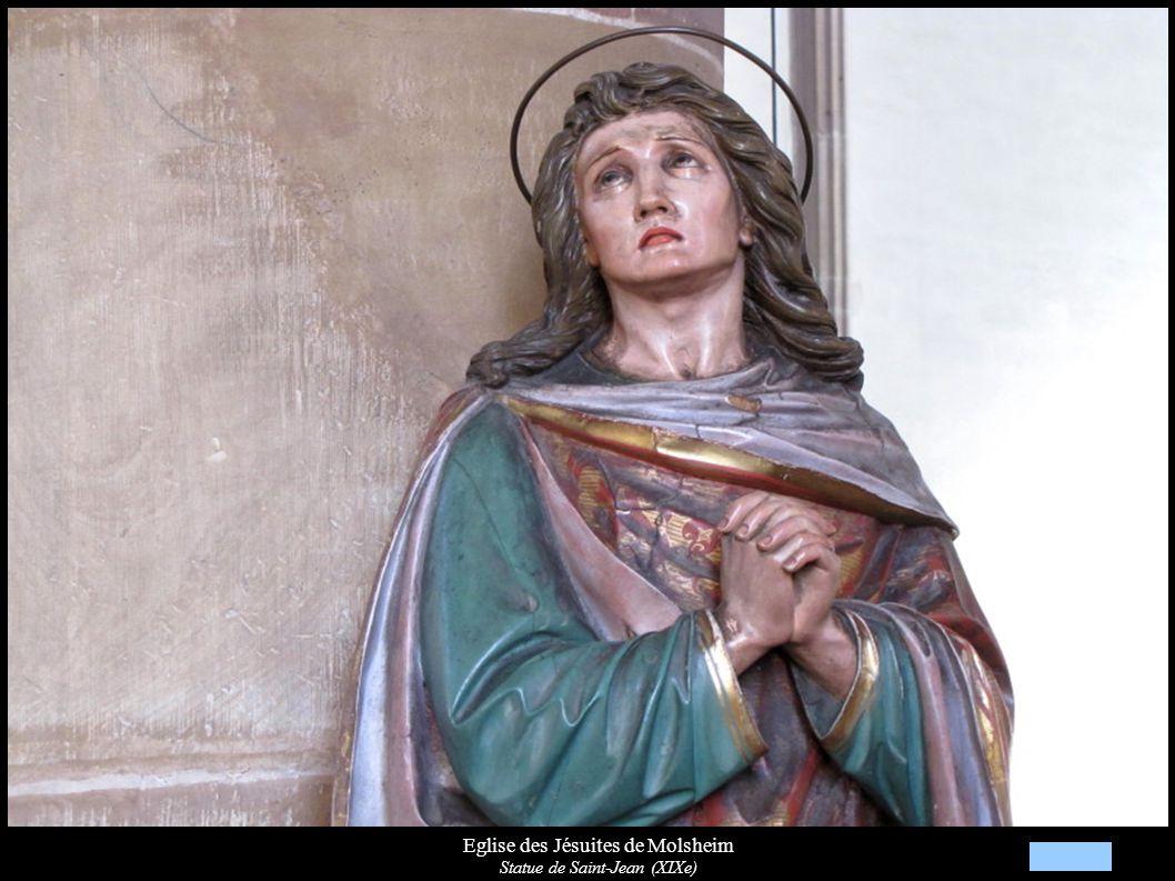 Eglise des Jésuites de Molsheim Chemin de croix