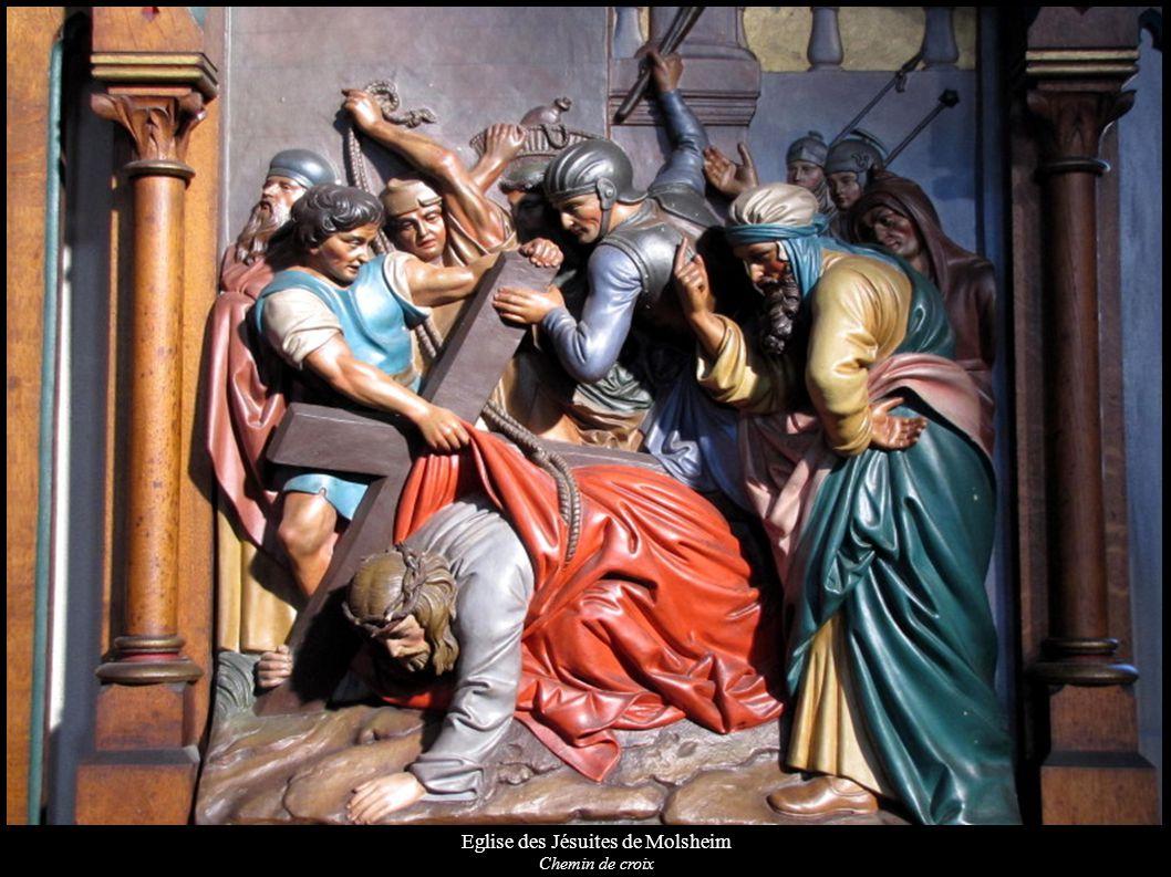 Photos 2010 à 2013 Ralph Hammann (rh-67) Canon Powershot SX20 Objectif zoom 28mm-530mm Lien vers la galerie de l Église des Jésuites de Molsheim dans WIKIMEDIA (pour téléchargement des photos) : Lien vers la page de garde Ralph Hammann dans WIKIMEDIA: Lien vers les églises d Alsace classées par noms: Lien vers les églises d Alsace classées par lieux: À voir également dans WIKIPEDIA : Procès de sorcellerie à Molsheim
