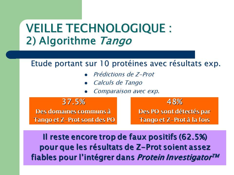 PREDICTEUR D'ACTIVITE MEMBRANAIRE Nécessité d'améliorer le pouvoir prédicteur de Z-Prot - Seulement 10 protéines pour lesquelles les résultats expérimentaux sont connus - Banque de données petite EN AVAL Module EN AVAL de Z-Prot - - diminuer le taux de faux positifs - - augmenter ainsi la fiabilité du programme EN PARALLELE Application EN PARALLELE à Z-Prot - - prédicteur autonome - - résultats croisés avec ceux obtenus par Z-Prot 2 optiques étudiées