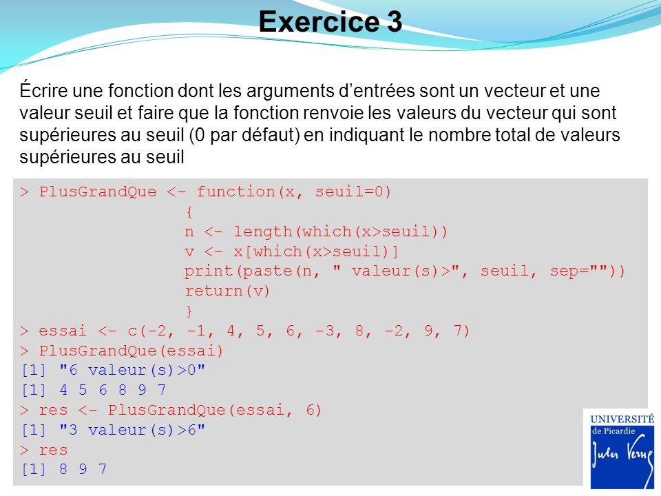 Exercice 4 1.