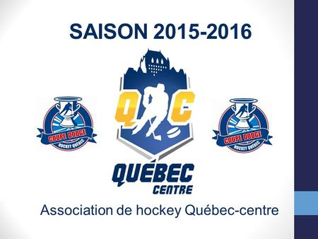 Association de hockey Québec-centre