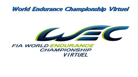 Règlement Officiel FIA WEC FIA WEC & FRT WEC Virtuel 2015 by FRT.