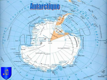 Antarctique.