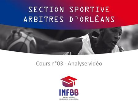 SECTION SPORTIVE ARBITRES D'ORLÉANS