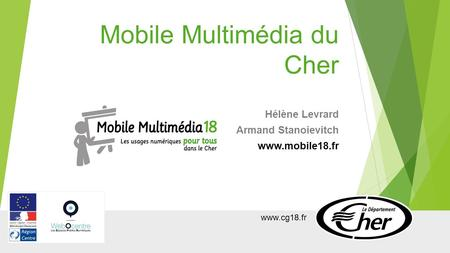 Mobile Multimédia du Cher
