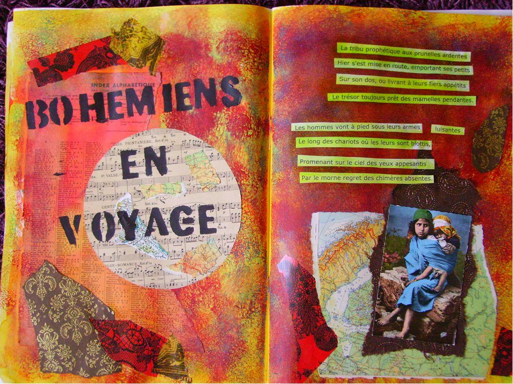Conclusion Les bohémiens s éparpillent dans le monde entier, depuis l'Europe où ils se révoltent contre les lois.