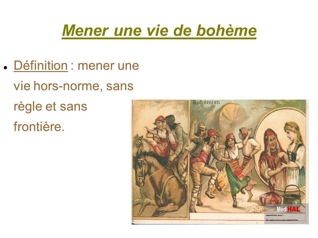 L histoire des bohémiens Au XVème siècle apparut en Europe un peuple de nomades qui s installa en Bohème.