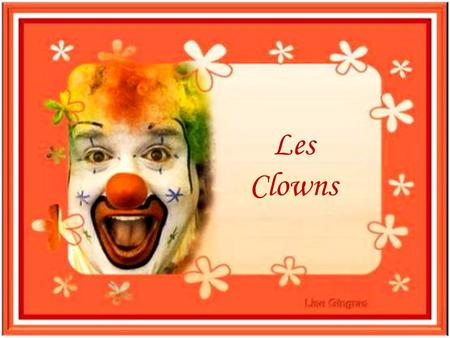 Les Clowns.