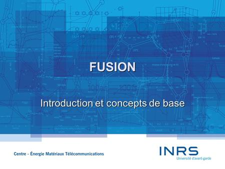 Introduction et concepts de base