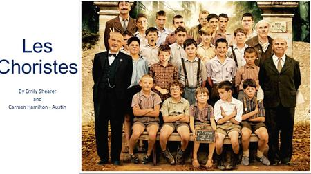 By Emily Shearer and Carmen Hamilton - Austin