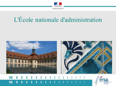 L'École nationale d'administration