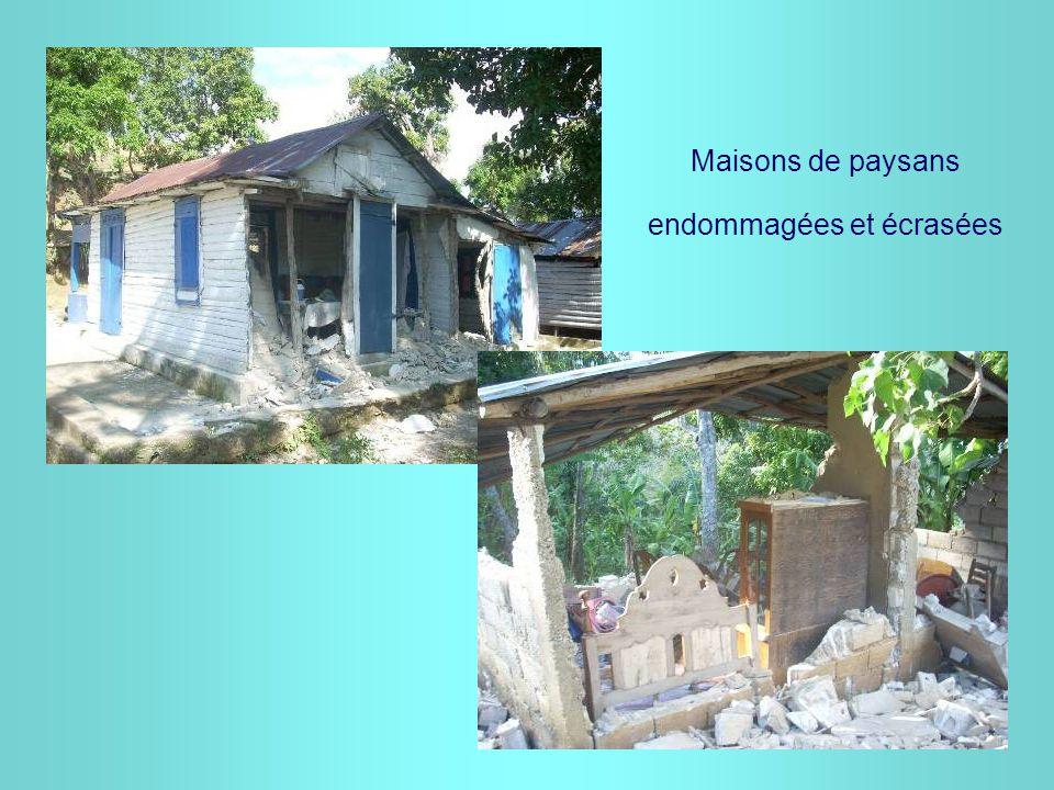 La maison de Pasteur Luc