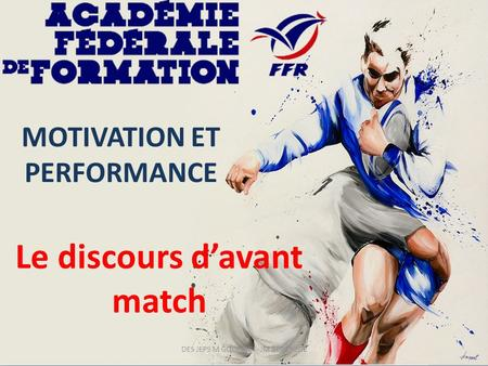 MOTIVATION ET PERFORMANCE
