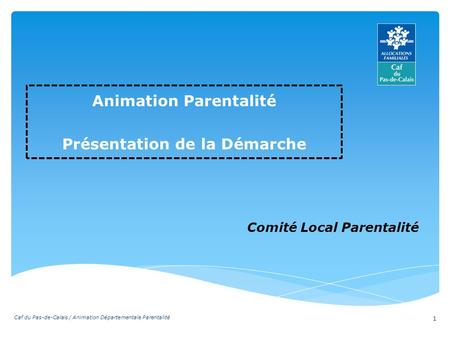Comité Local Parentalité