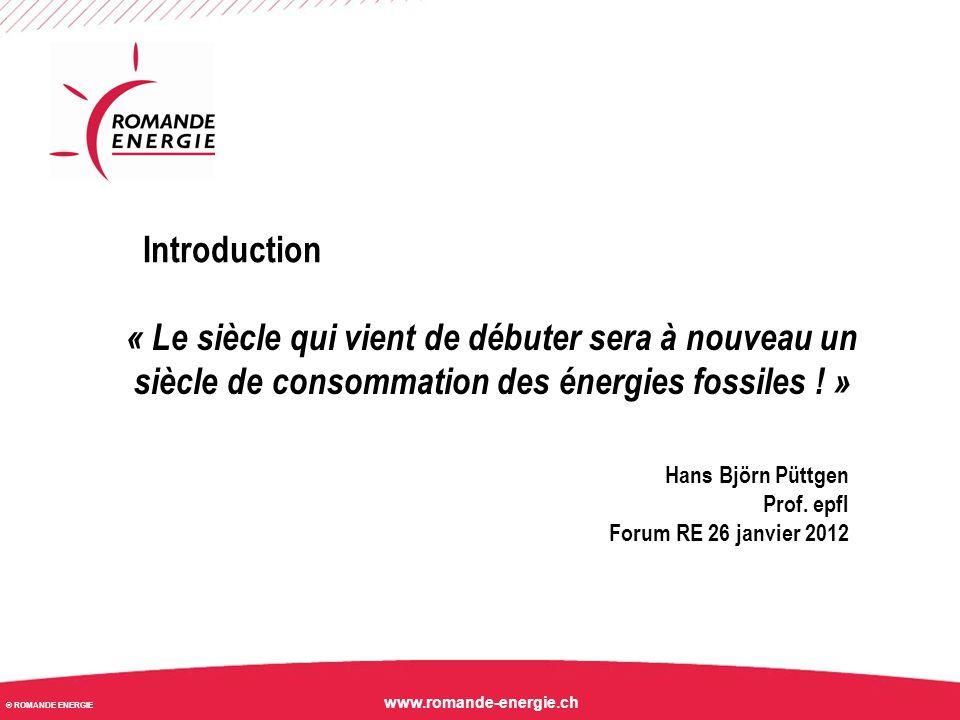 © ROMANDE ENERGIE www.romande-energie.ch 1.Composantes de l'électricité pour le consommateur 2.Swissgrid réseau national et encore… 3.Etat du marché de l'électricité .