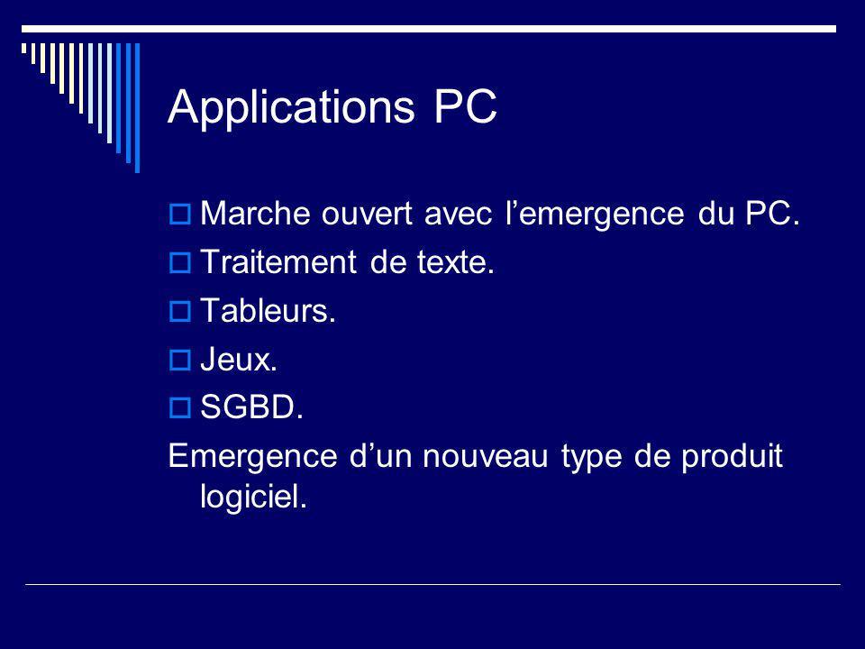 Applications IA Traitement Symbolique (vs numerique)  Systemes experts.