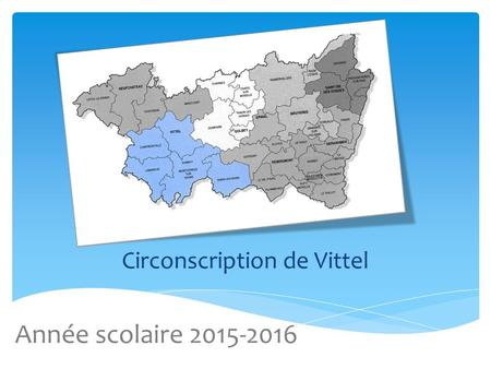Circonscription de Vittel