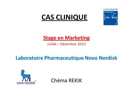 Laboratoire Pharmaceutique Novo Nordisk