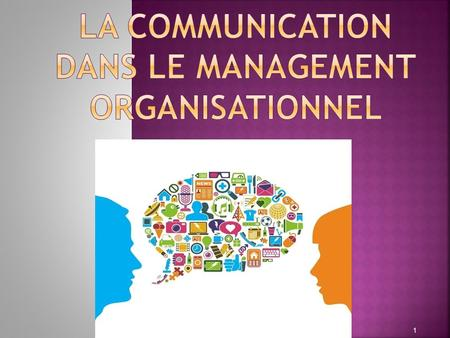 La communication dans le management organisationnel