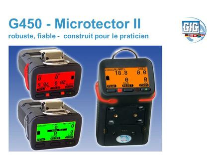 G450 - Microtector II robuste, fiable - construit pour le praticien.
