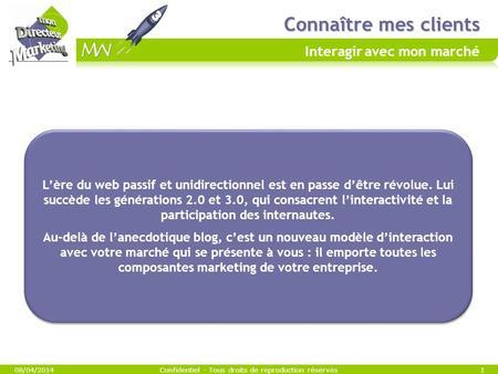 Management de communaut m dias sociaux du consommateur for Dujardin hec