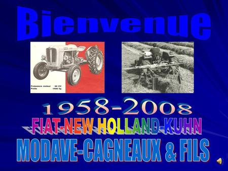 FIAT-NEW HOLLAND-KUHN