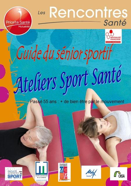 Guide du sénior sportif