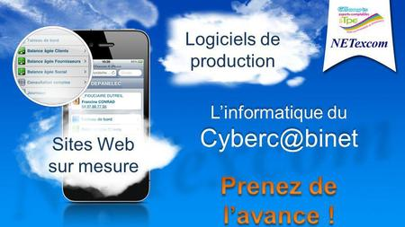Linformatique du Linformatique du Logiciels de production Sites Web sur mesure.