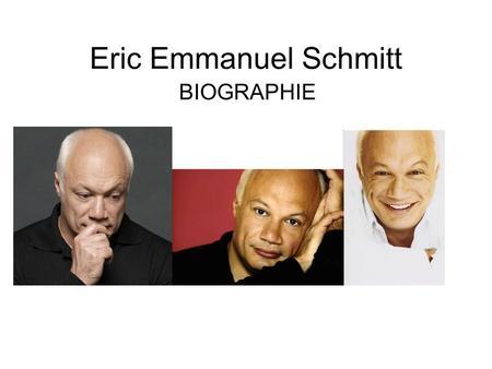 M ibrahim et les fleurs du coran eric emmanuel schmitt - Eric emmanuel schmitt et sa compagne ...