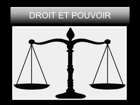 DROIT ET POUVOIR. New Rules of the Game : The World Banks Role in the Construction of New Normative Frameworks for States, Market and Social Exclusion.
